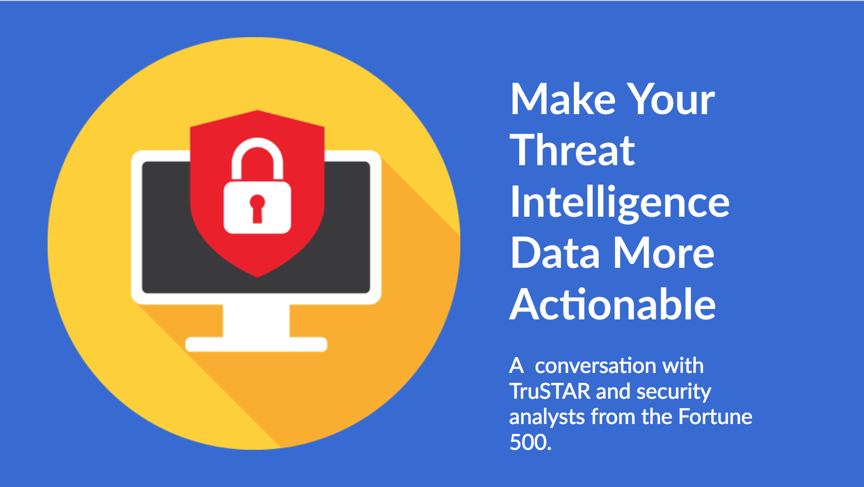 BrightTalk_Make-Your-Data-More-Actionable